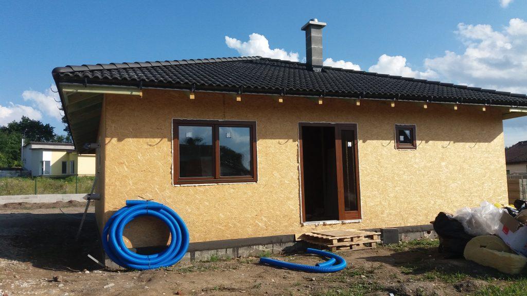 Montovaný bungalov Hôrka