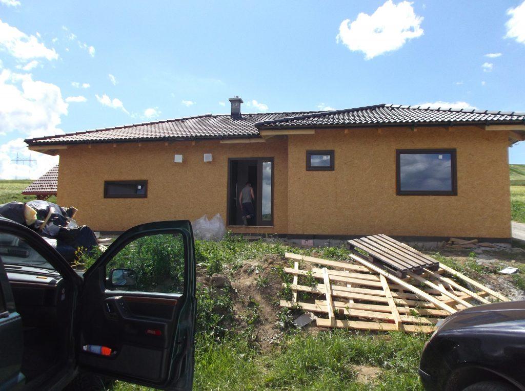 Montovaný bungalov Liptovské Sliače