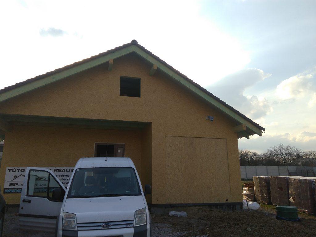 Montovaný dom – Košice