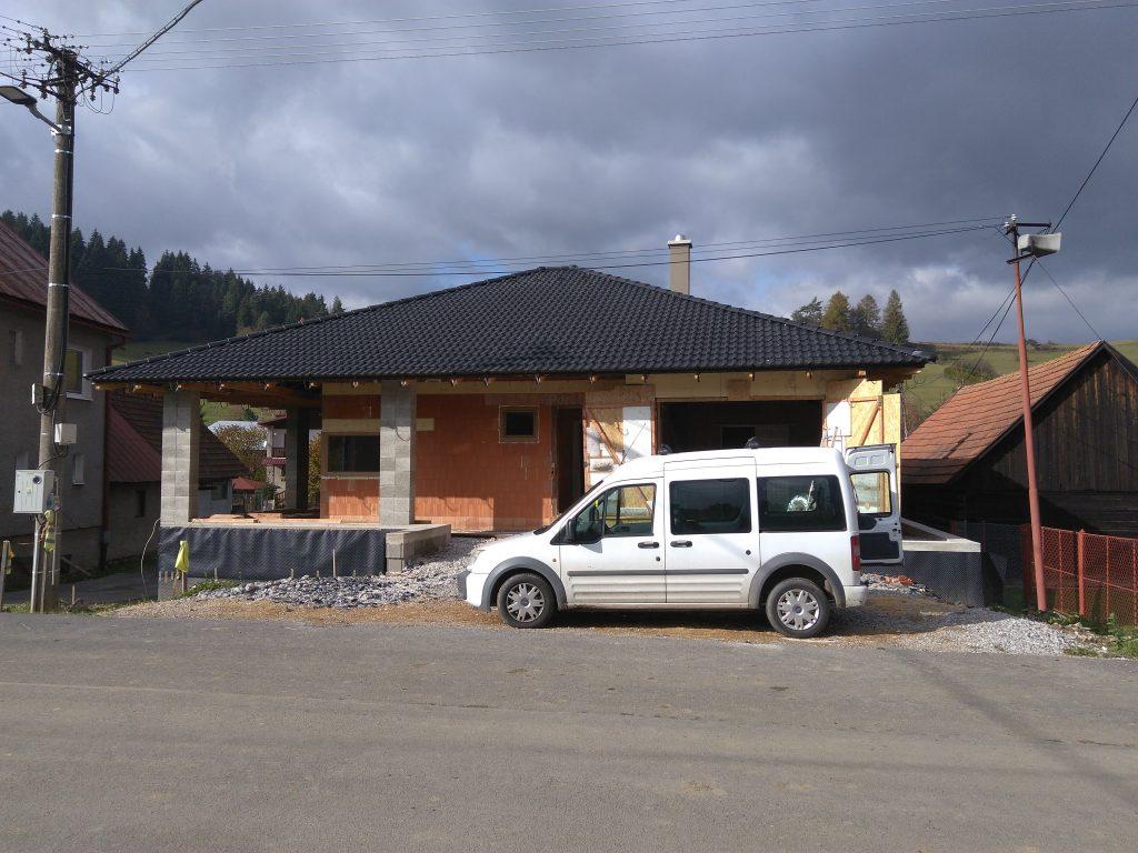 Tehlový bungalov- Jasenová č.2