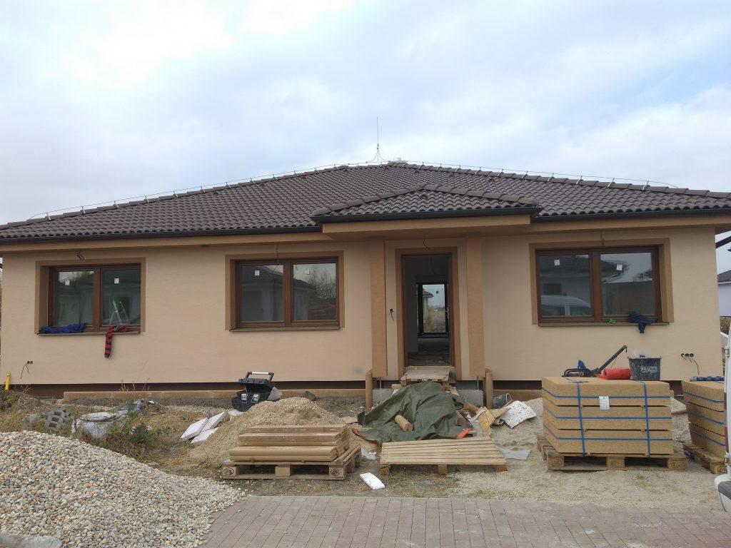 Montovaný bungalov Slovenský Grob