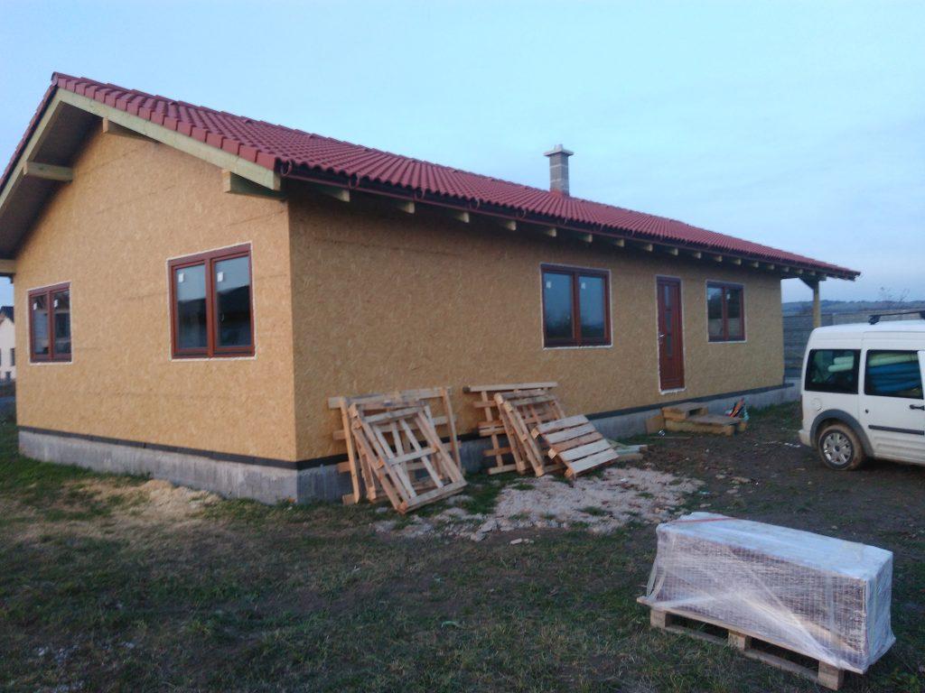 Montovaný bungalov Košice – Krásna