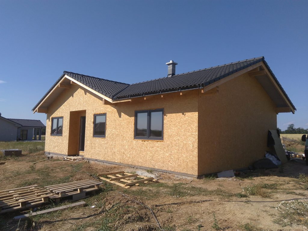 Rodinný dom – Cabaj-Čápor