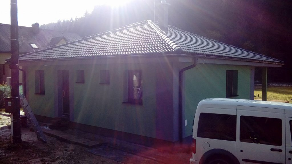 Rodinný dom Žilina – Smarty 2X 1.2