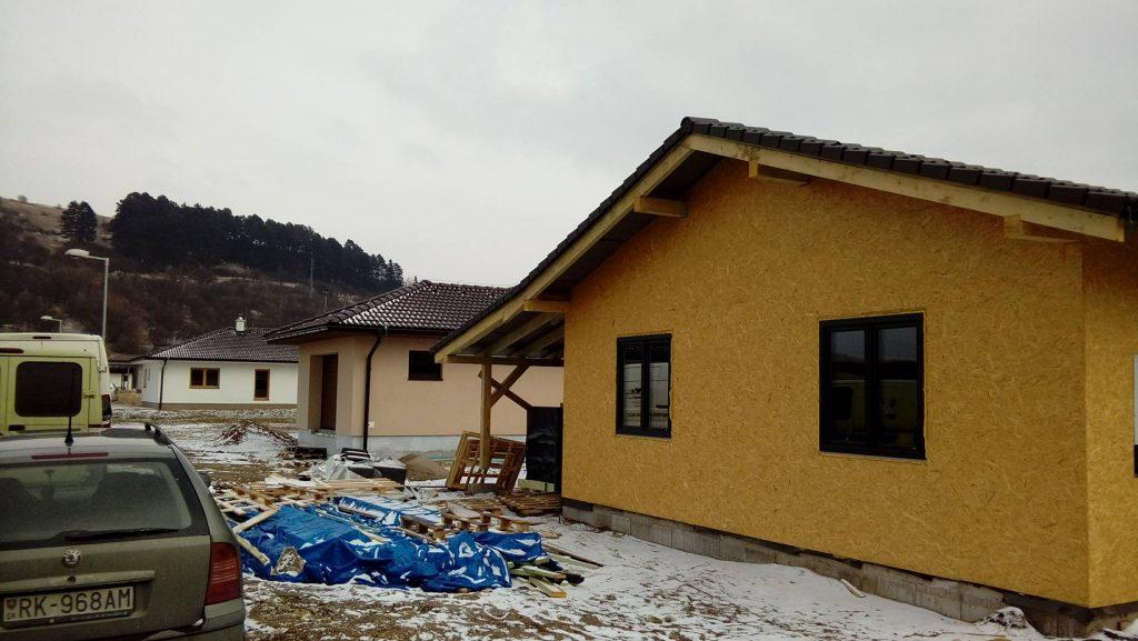 Rodinný dom Liptovský Mikuláš-Stošice