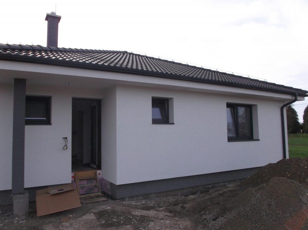 Rodinný dom Bolešov