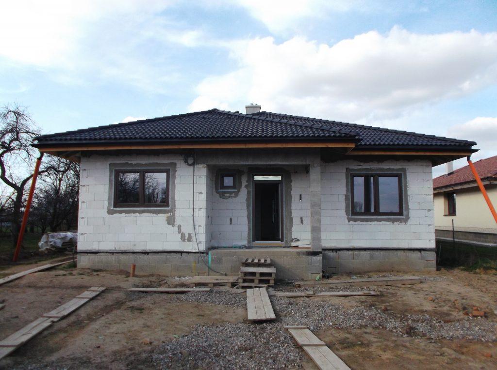 Rodinný dom Lastomír