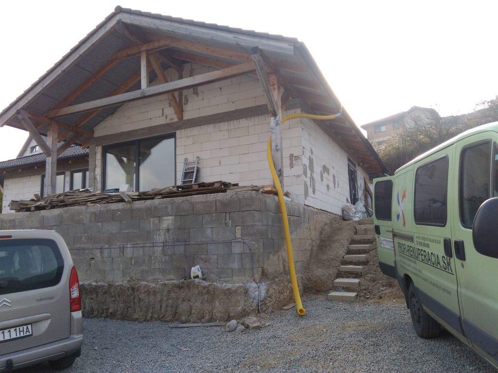 Rodinný dom Kavečany