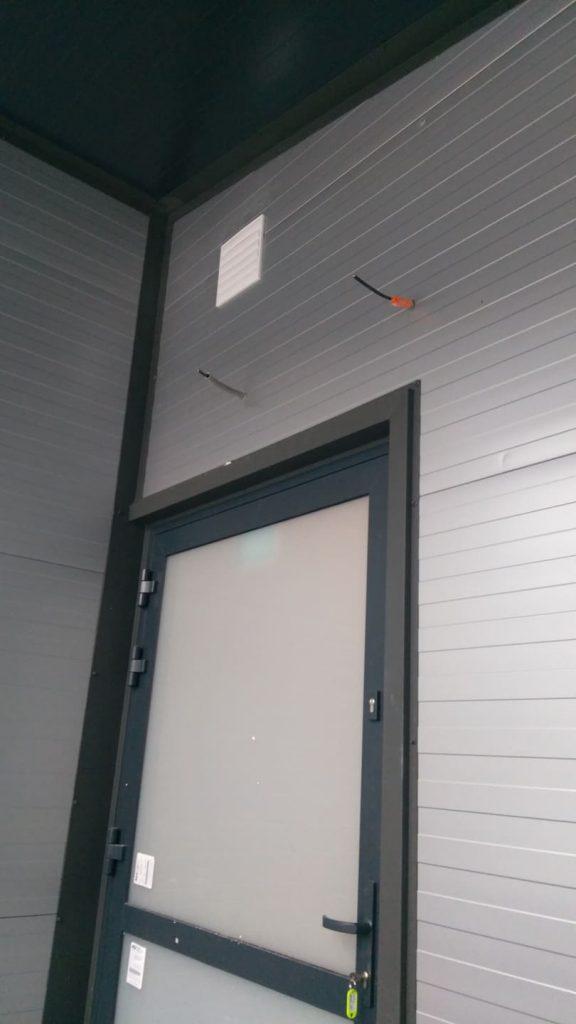 Lyžiarske stredisko Zuberec- odsávanie soc. priestorov