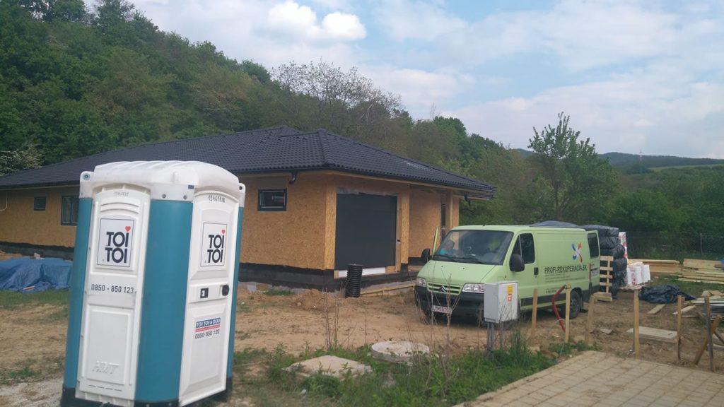 Rodinný dom Moravany nad Váhom