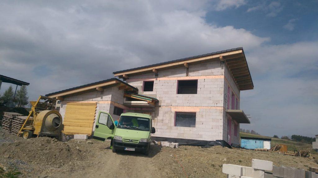Rodinný dom Zubrohlava 2