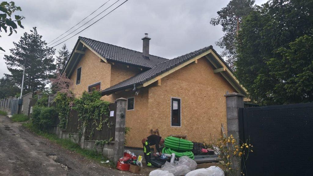 Rodinný dom Podkerepušky – Bratislava