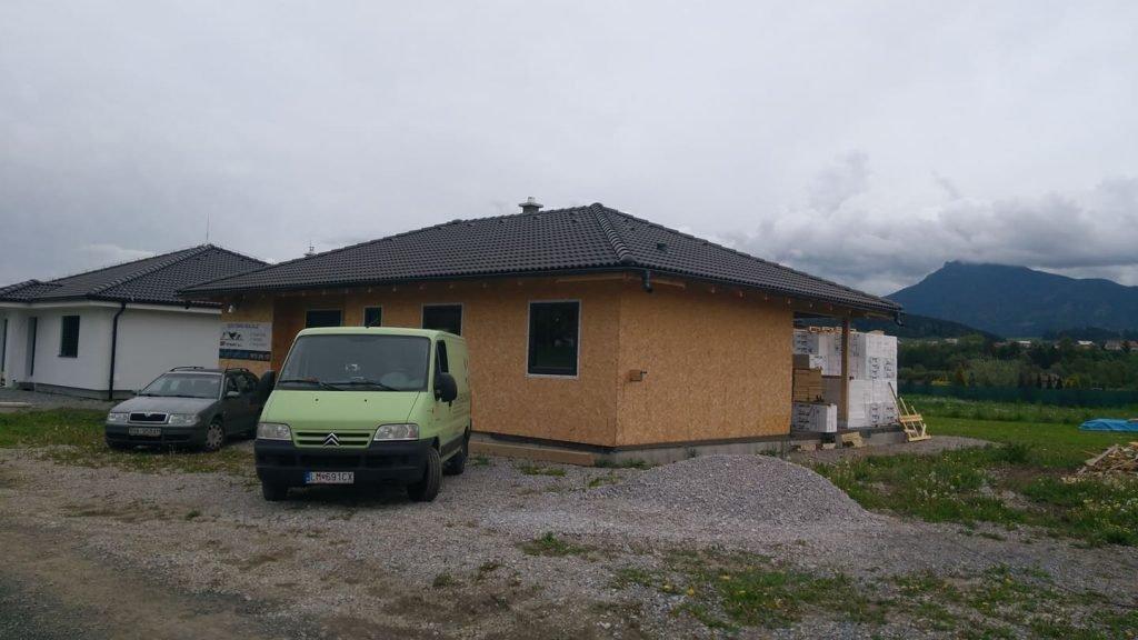 Rodinný dom Slovany