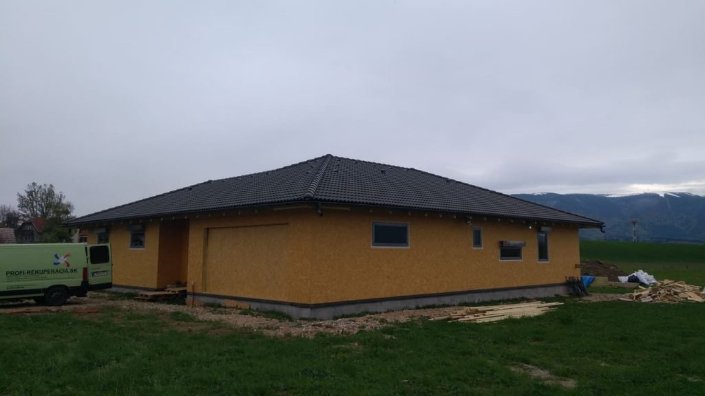 Rodinný dom Dražkovce
