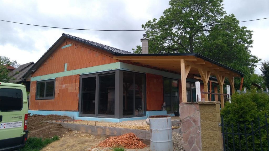 Rodinný dom Nové Mesto nad Váhom