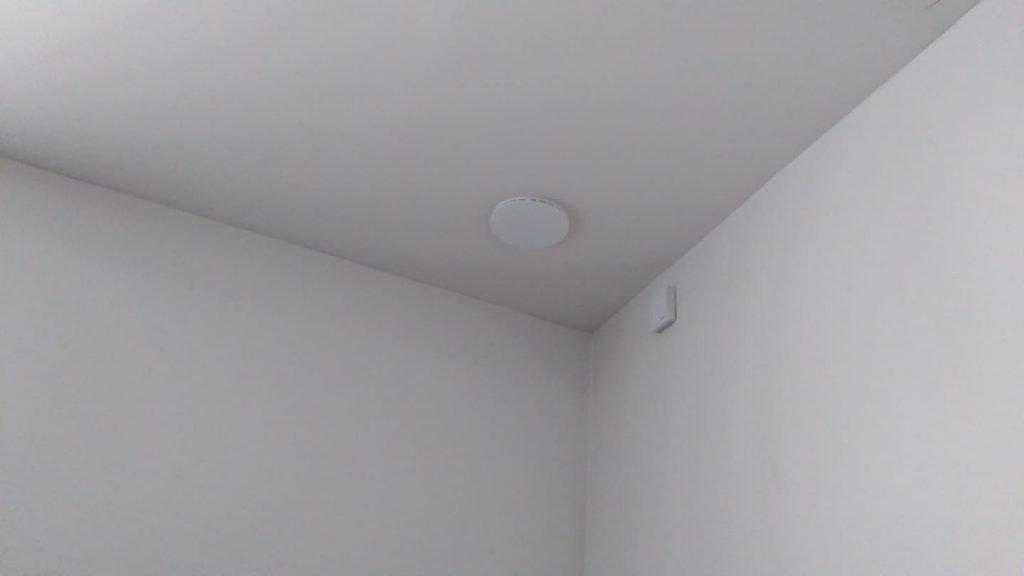 Uhlíková filtrácia a rekuperácia vzduchu kancelárie a zasadacej miestnosti.