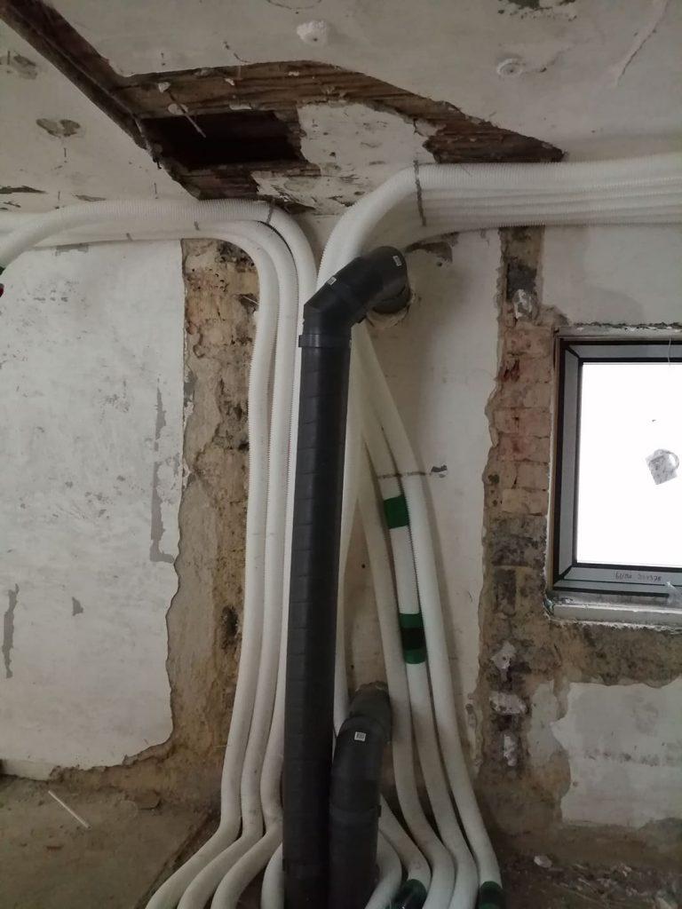 Rekonštrukcia domu v Štiavničke pri Ružomberku