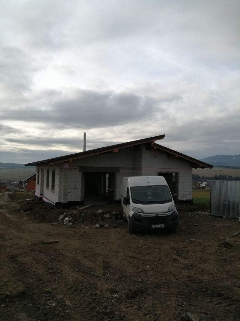 Rodinný dom Oravská Polhora