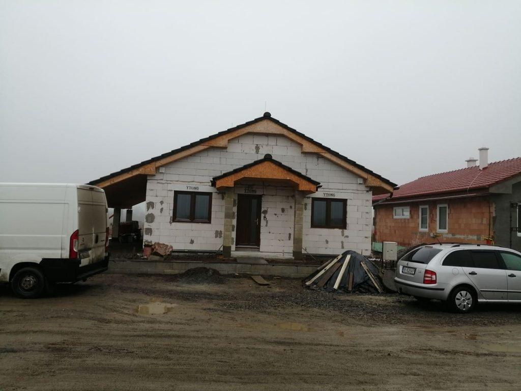 Rodinný dom Lučenec