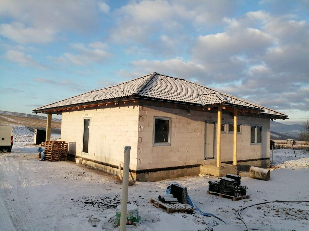 Rodinný dom Kunerád