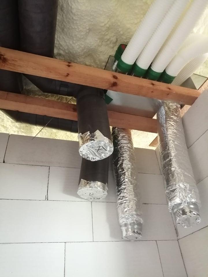 EPE potrubie pre rekuperáciu Michalovce