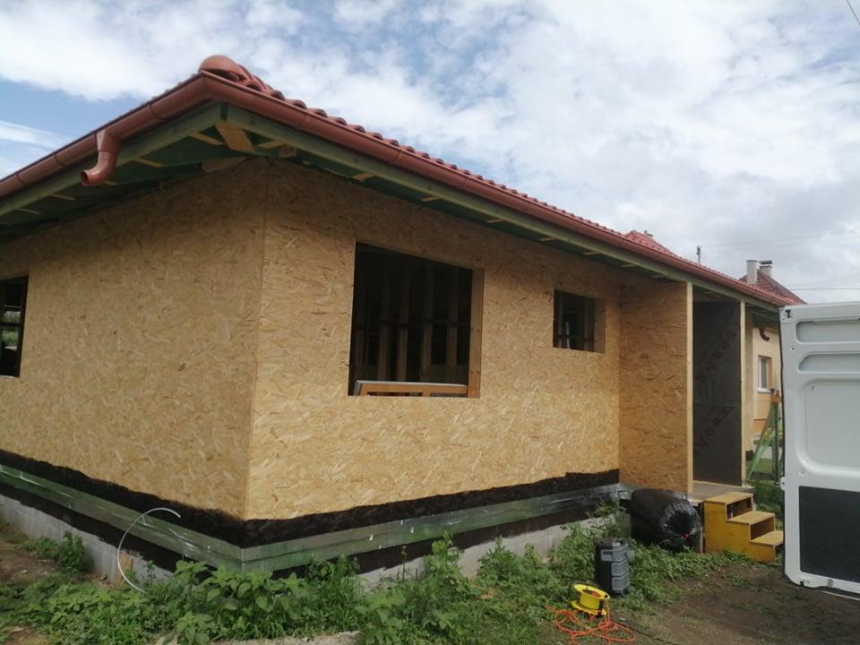 montovany dom vzduchotechnika