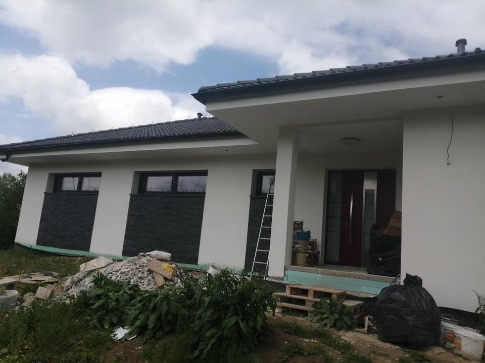 rodinny dom Bobrovček rekuperacia