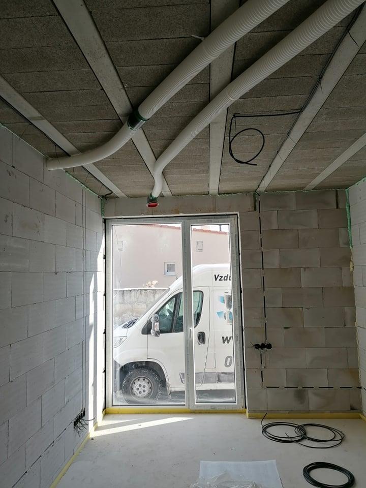 betonovy strop rekuperacia