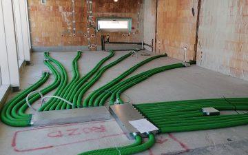 vzduchotechnicke potrubia dom Žilina