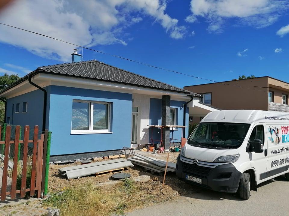 Flexit nordic S3 Boleráz rodinný dom
