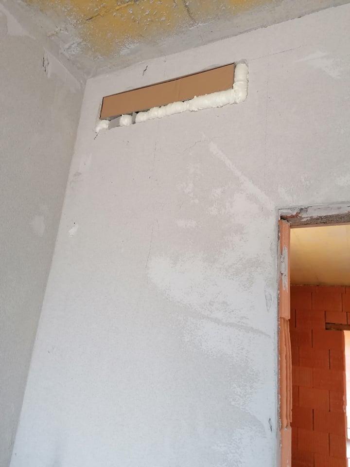 stenova vyustka nerez rekuperacia Orava 2