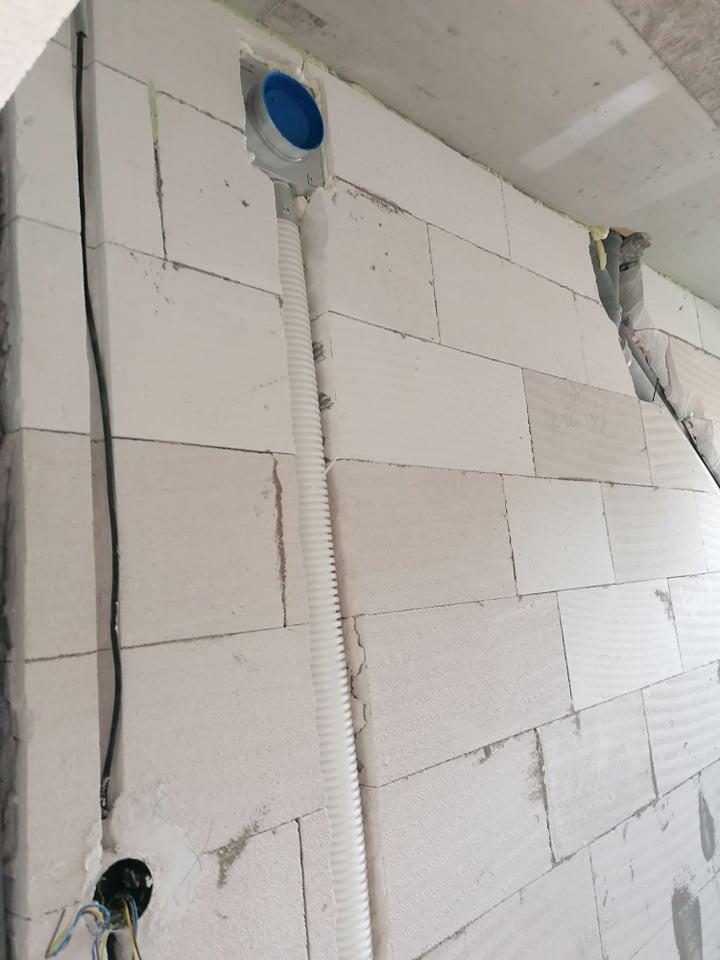 stenový výpust rekuperácia Žilina