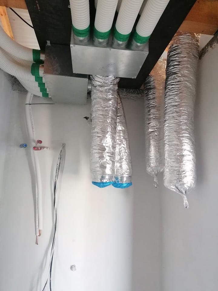 rozvody vzduchu rekuperacia a vetranie Trnava
